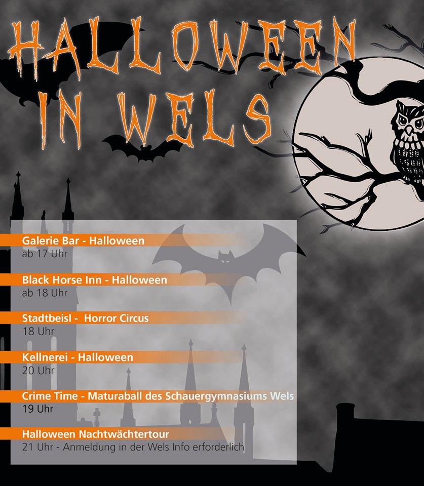Halloween in Wels