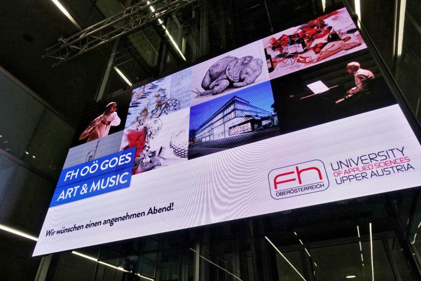 FH Oberösterreich goes Art & Music