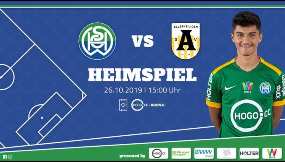 Spielvorschau - Regionalliga Mitte WSC HOGO Hertha - USV Stein Reinisch Allerheiligen