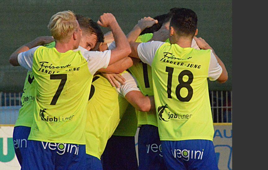 Matchday gegen St.Ulrich