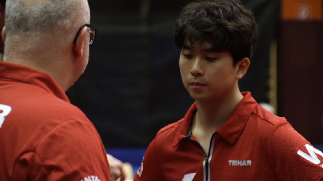 Tischtennis CL - Welser treffen auf Mitfavoriten