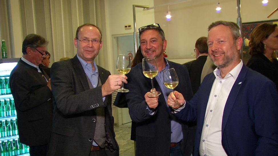 Sparkasse OÖ - Weinverkostung und Anlagetipps