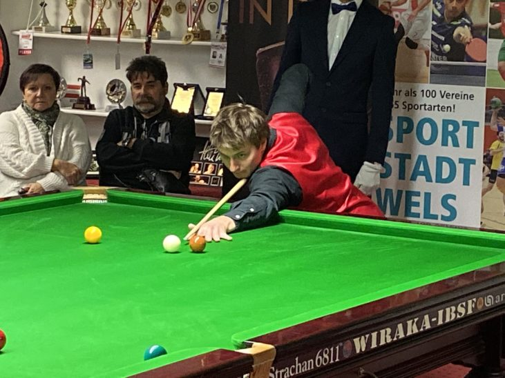 1. Internationales Wels Snooker Open 2019