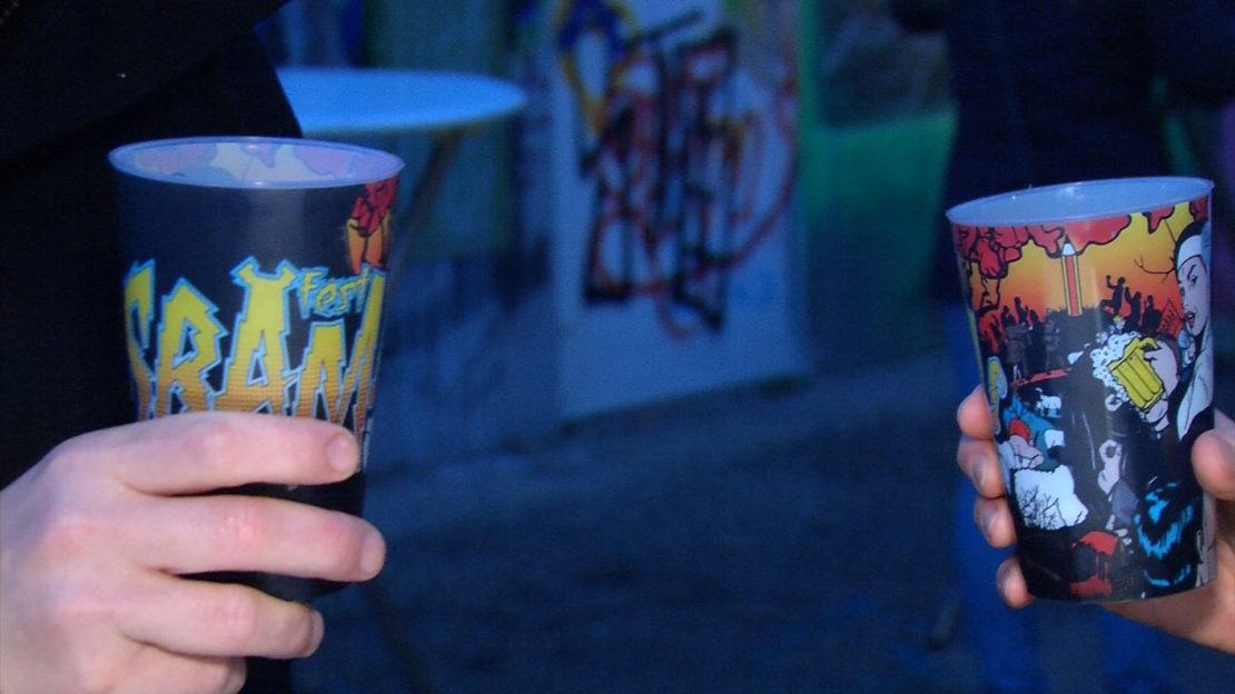 2 Tage, 20 Punk Acts - Sbäm Fest 2019