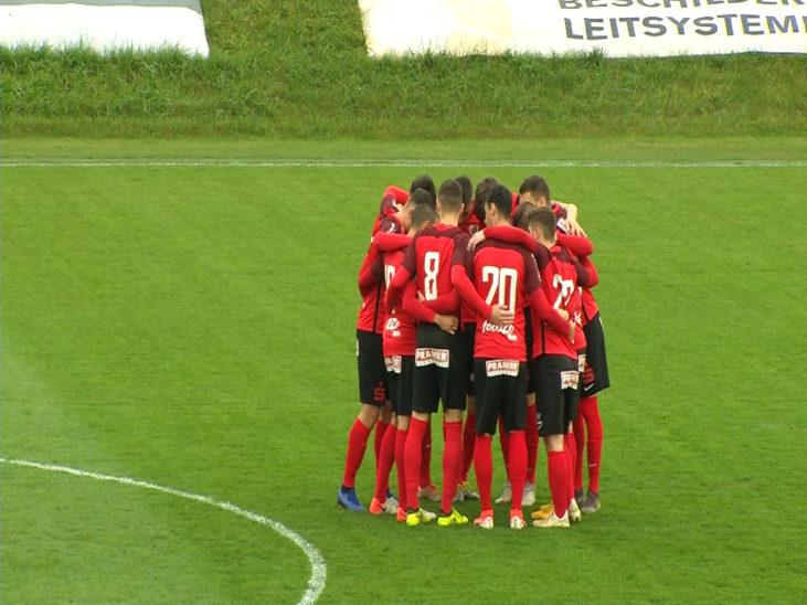 FC Wels vs. Gleisdorf - Abschluss der Regionalliga-Hinrunde