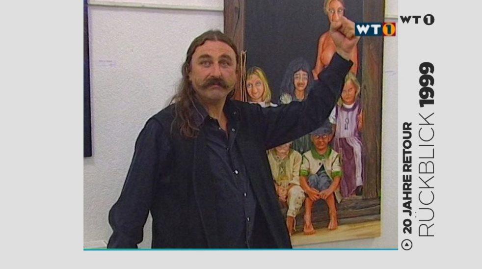 Rückblick - Schöberl Ausstellung und Ärzte Clubbing