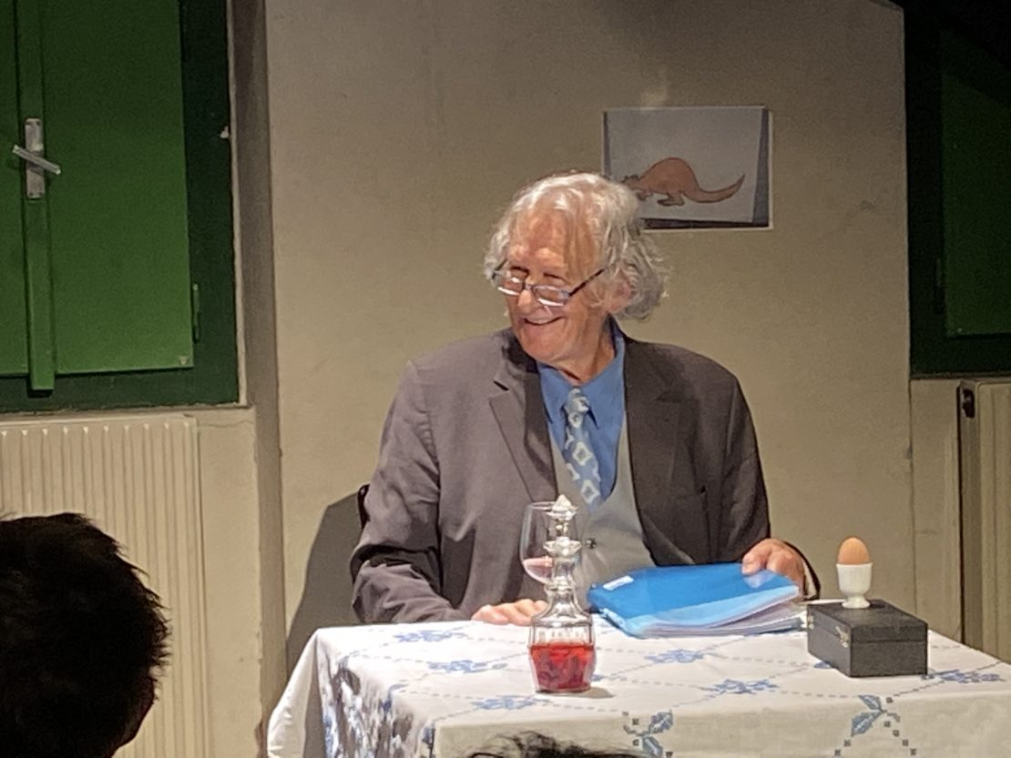 Erich Schleyer liest Loriot