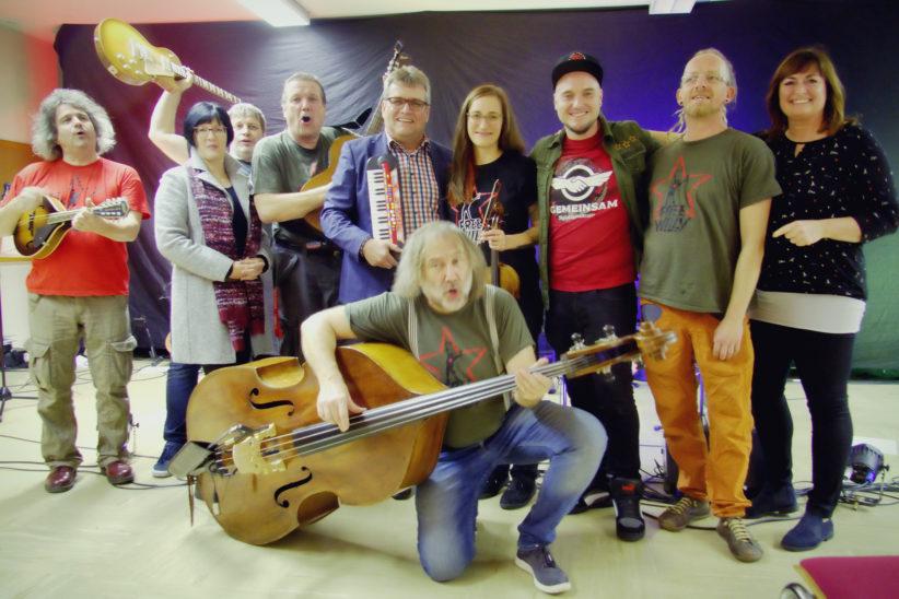 Gelungene Kulturserie in Marchtrenk: Stimmungsvoller Jahresabschluss mit historischem Liedgut