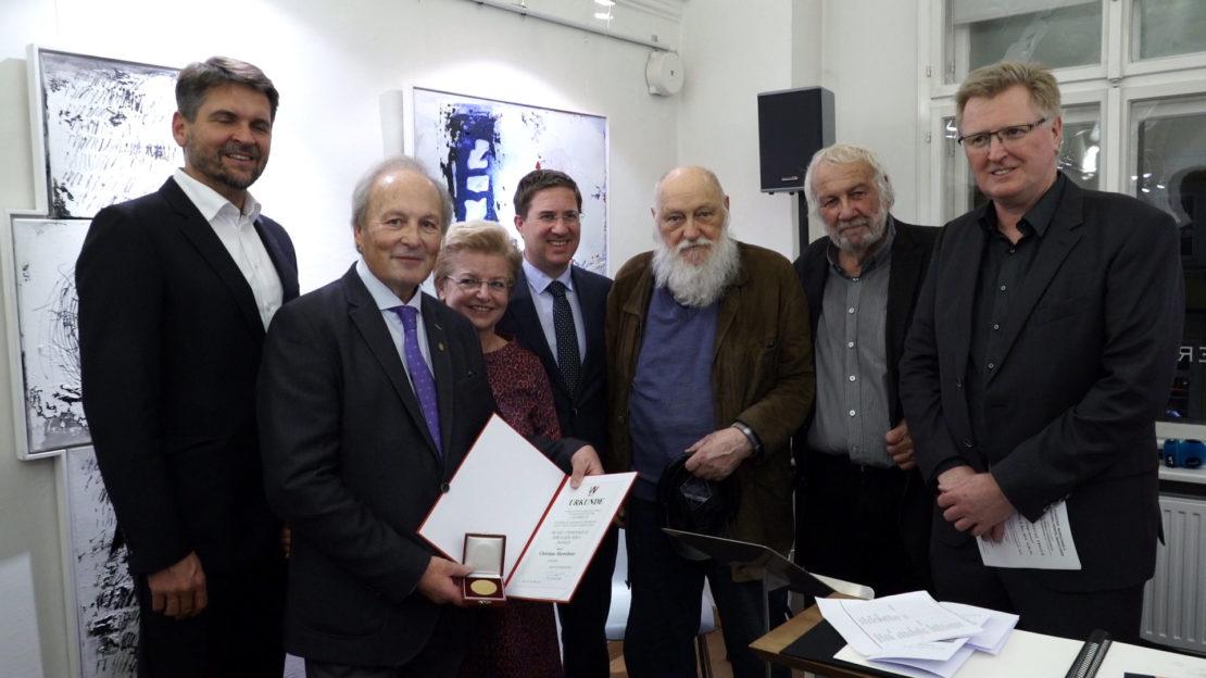 15 Jahre Galerie Marschner - Werke von Drago Prelog