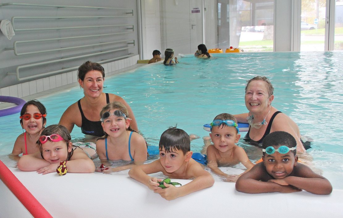 Schwimmkurs in Wels