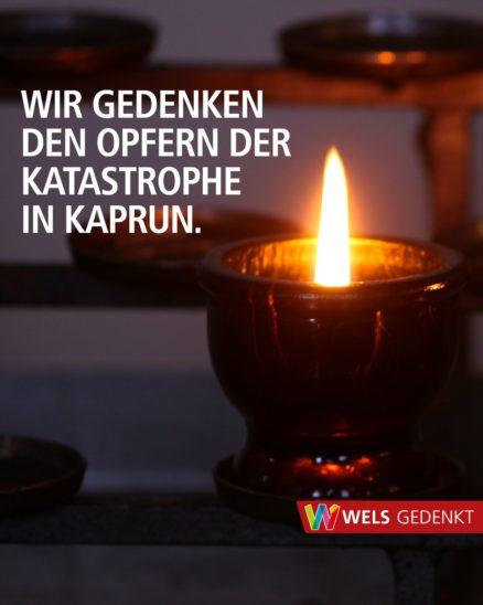 Gedenktag an Kaprun-Opfer