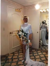 Hochzeit in Strapsen
