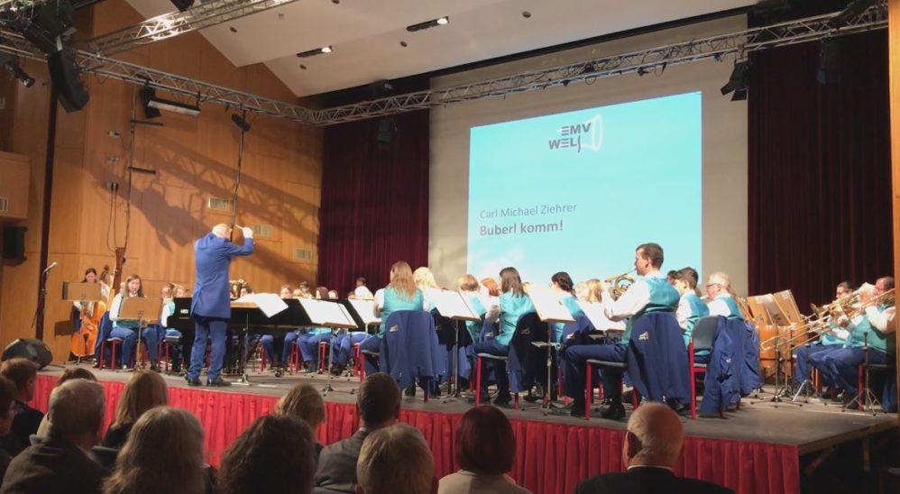 Herbstkonzert - Musikverein der ÖBB Wels