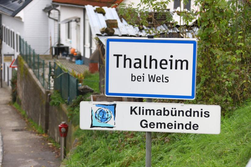 Suchaktion: Abgängige Person in Thalheim bei Wels bei Suchaktion gefunden