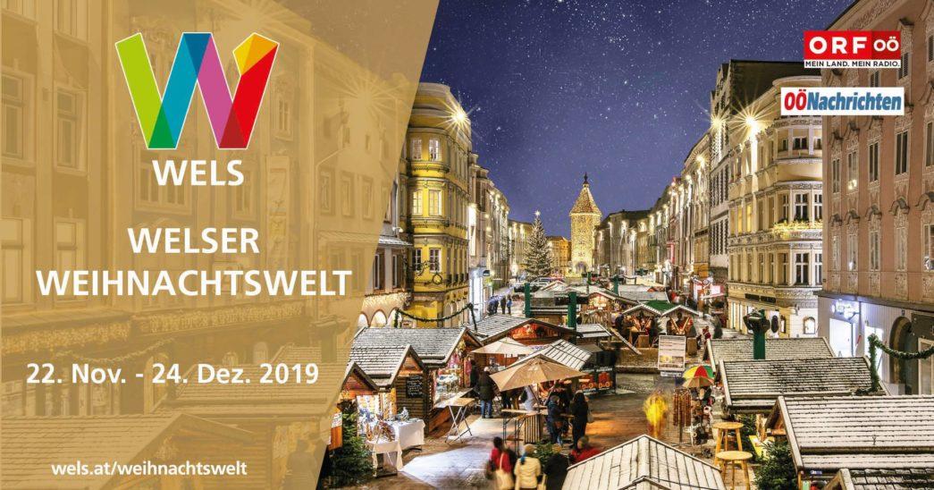 Eröffnung Welser Weihnachtswelt