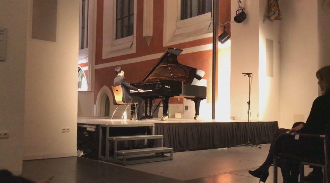 Eric Lu - Klavierkonzert