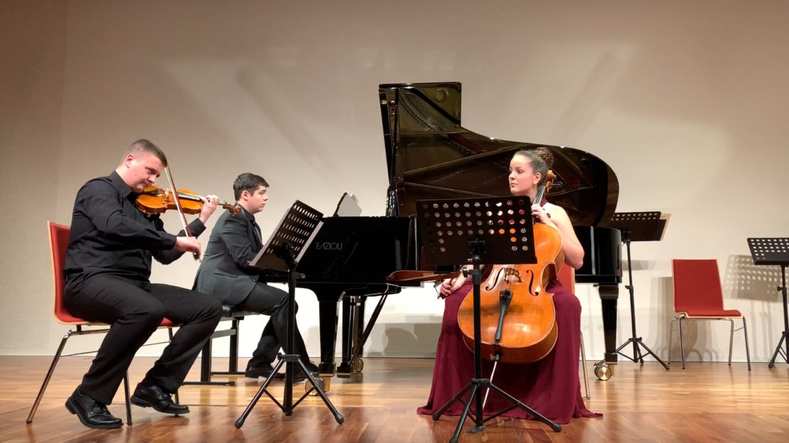 prima la musica - Preisträgerkonzert im Herminenhof