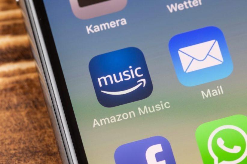 Amazon-Musik kostenlos nutzbar