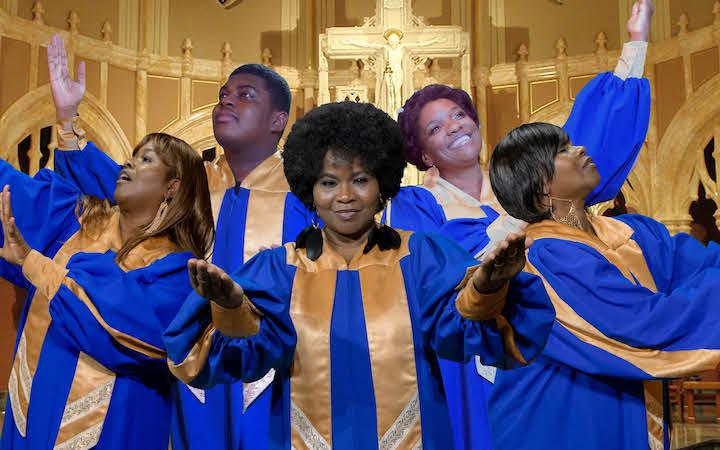 """Feierliche Gospelklänge mit """"4Real""""!"""