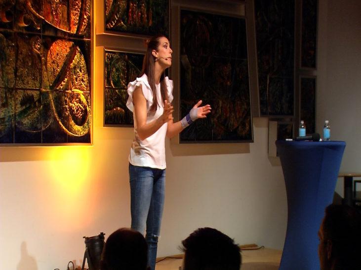 Nina Hartmann - Kiwanis Club Wels