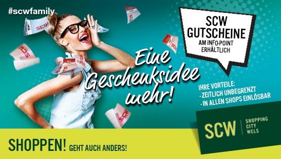 SCW Gutscheine schenken - Die perfekte Geschenkidee!