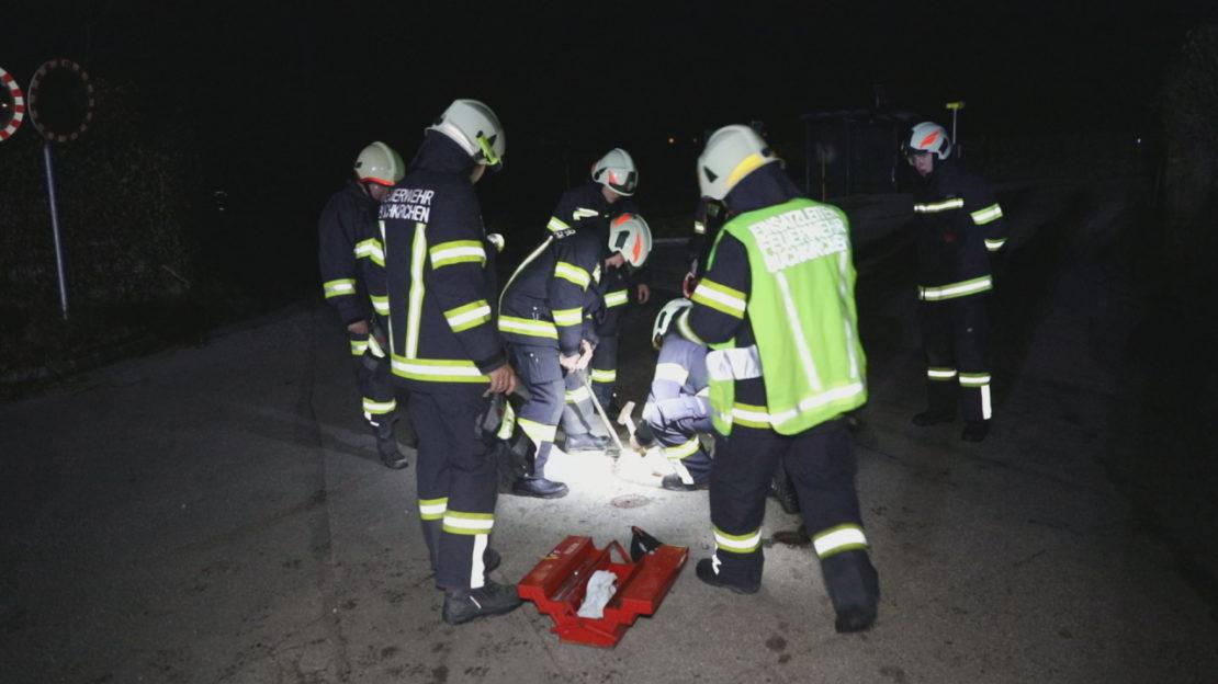 Rohrbruch: Wasser strömte in Buchkirchen durch Kabelnetz-Rohre in mehrere Keller