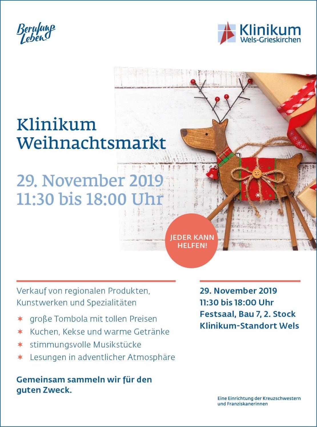 Klinikum Weihnachtsmarkt