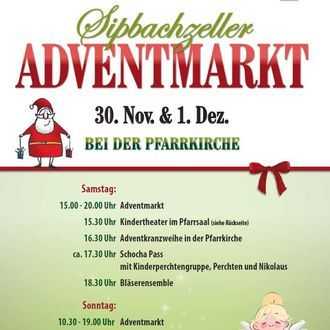 Advent in Sipbachzell