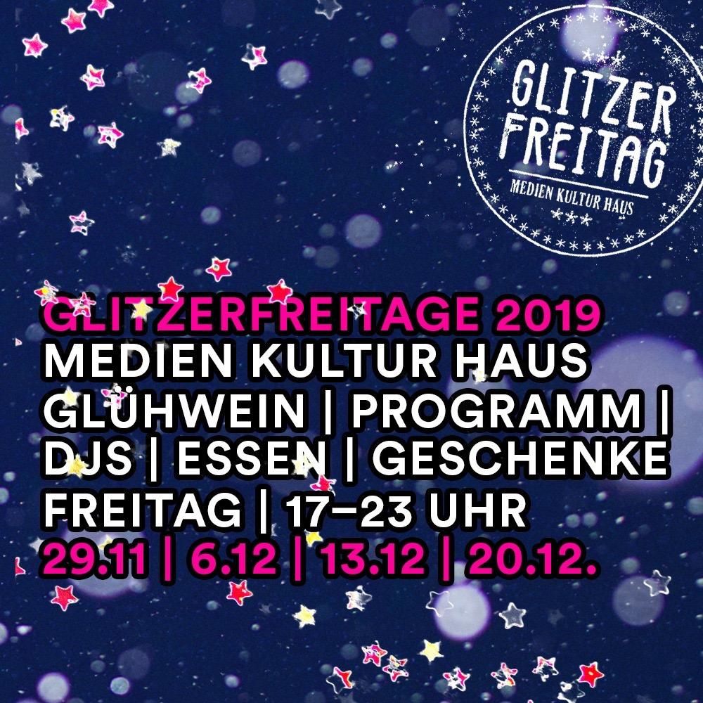 Glitzer Freitag!