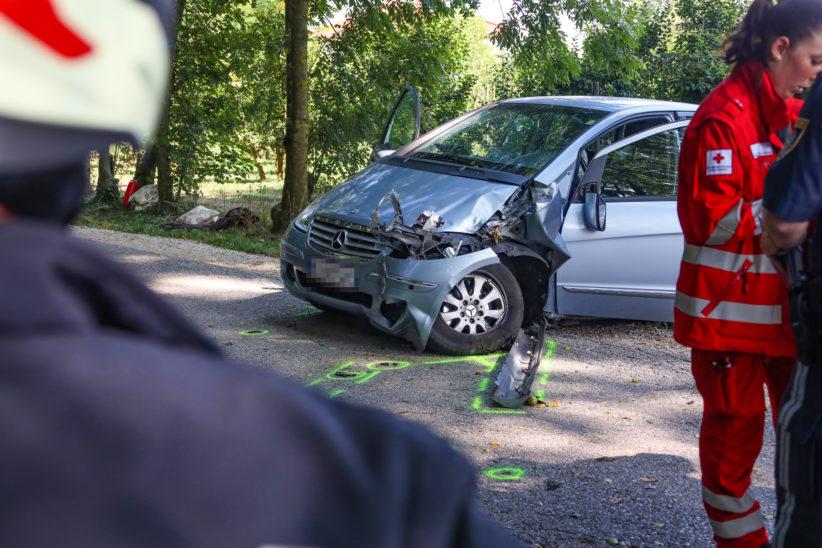 Gerichtsverhandlung nach Unfall mit zwei Todesopfern in Buchkirchen endet mit Diversion