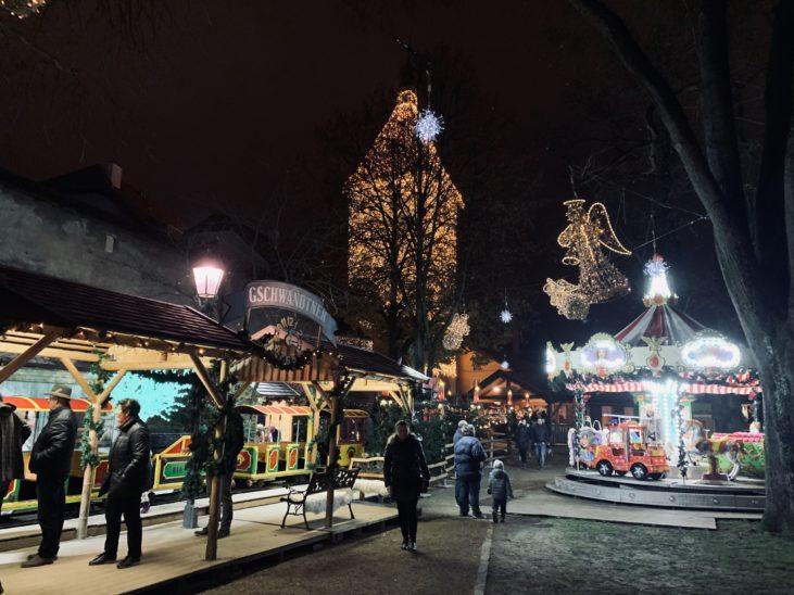 Weihnachten in Wels