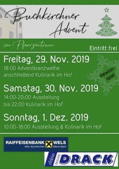 Buchkirchner Advent