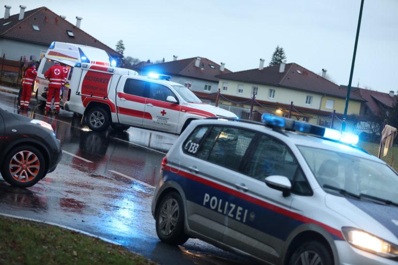 Zwei Schulkinder (12 und 13) in Stadl-Paura von Auto erfasst und verletzt