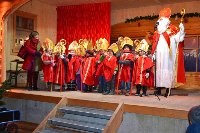 Am 6. Dezember kommt der Nikolaus nach Wels!