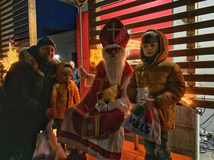 Weihnachtsfeier des FC Wels