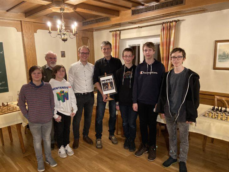 10 Jahresfeier Schach Kultur Wels