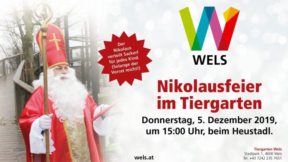 Nikolaus im Tiergarten