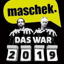 Maschek - Das war 2019