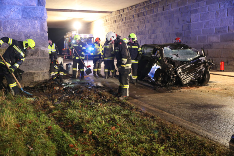 Verkehrsunfall mit tödlichem Ausgang in Sipbachzell
