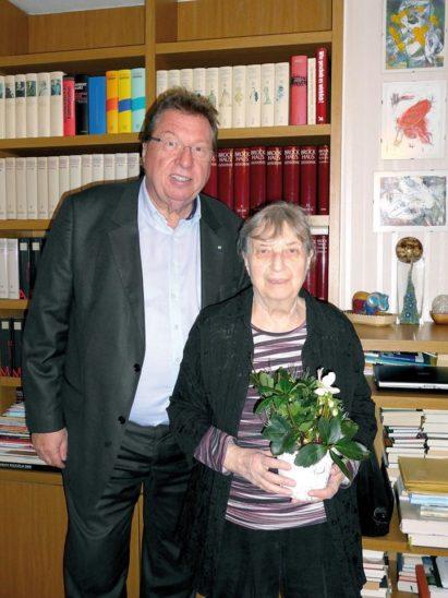 Glückwünsche von Andreas Stockinger