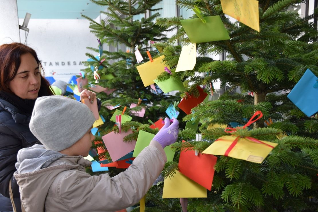 Briefe ans Christkind in Marchtrenk