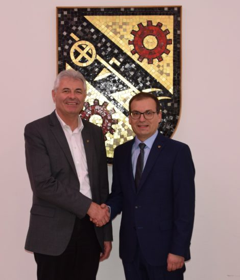 Gunskirchens Bürgermeister Josef Sturmair geht zu Jahresende!
