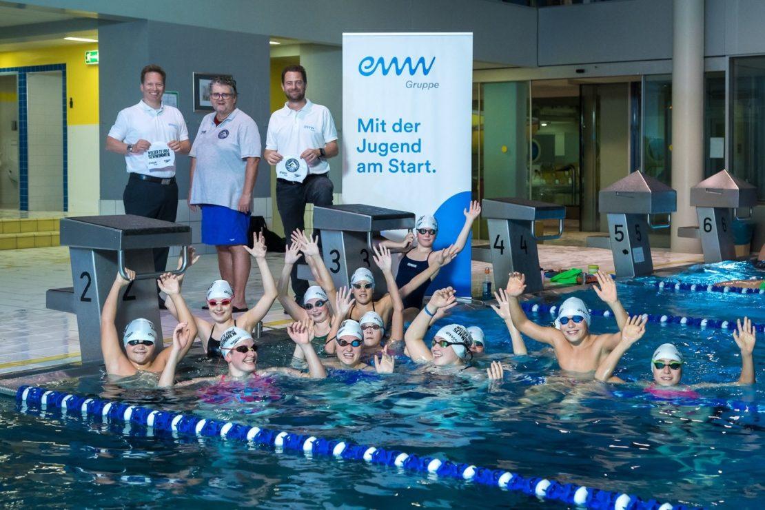 Schwimmprofis des WTV