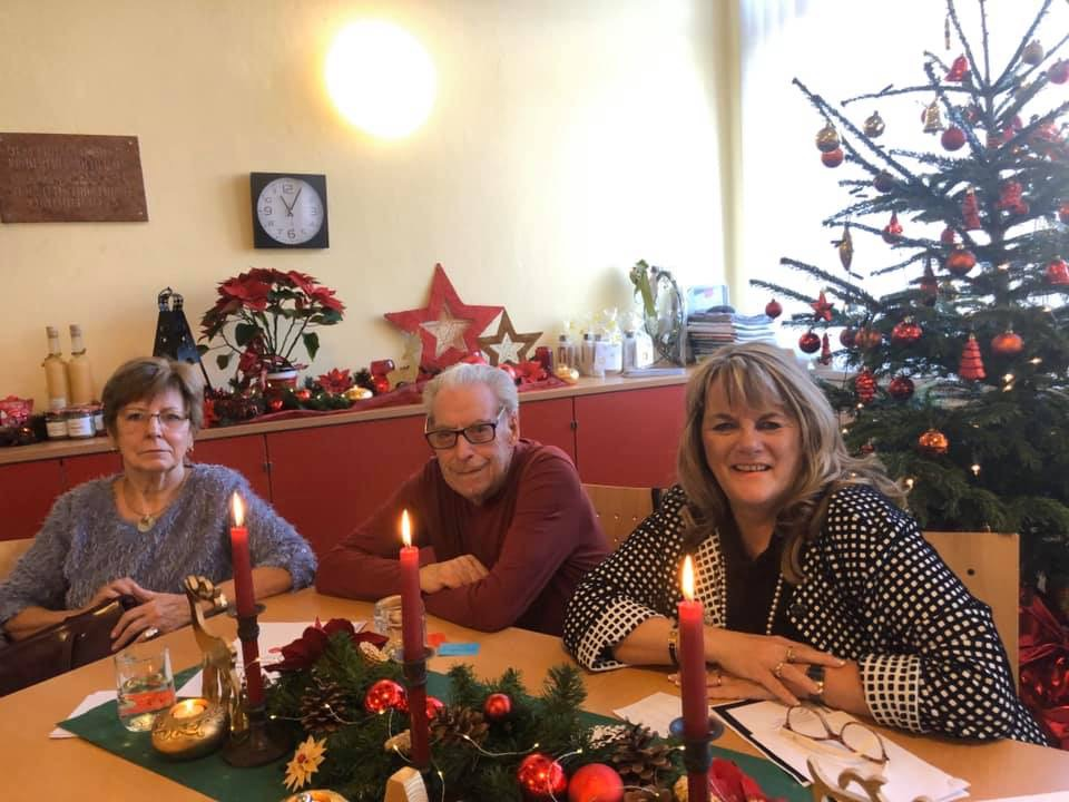 Weihnachten im Pensionistenheim