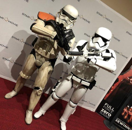 Star Wars im Star Movie Wels