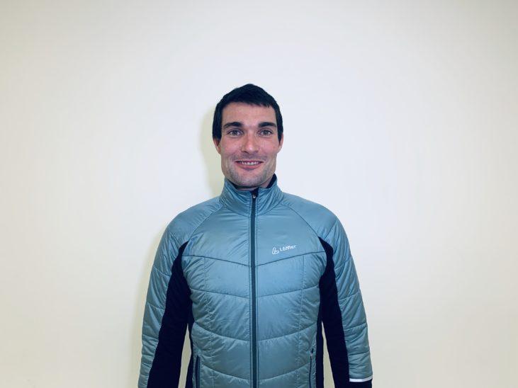 Manuel Bosch startet für das Team Felbermayr