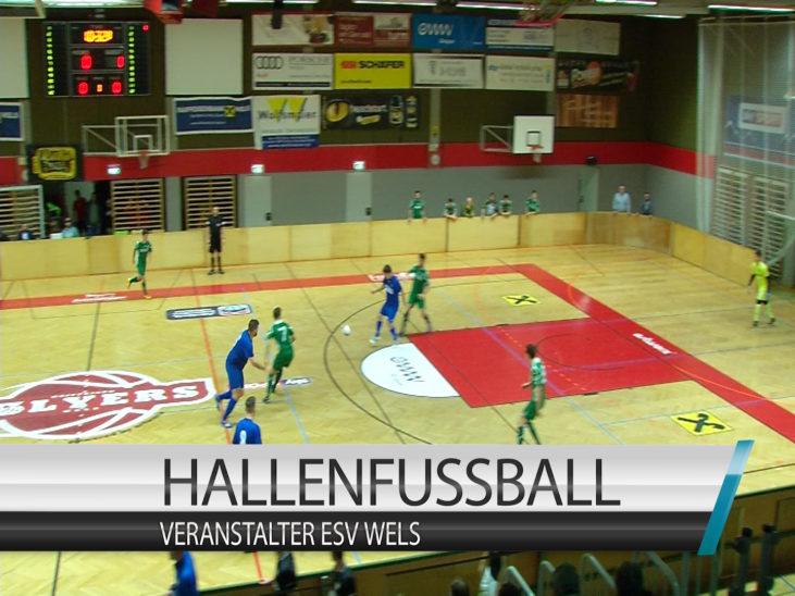 Die 47. Welser Fussball-Hallenmeisterschaften
