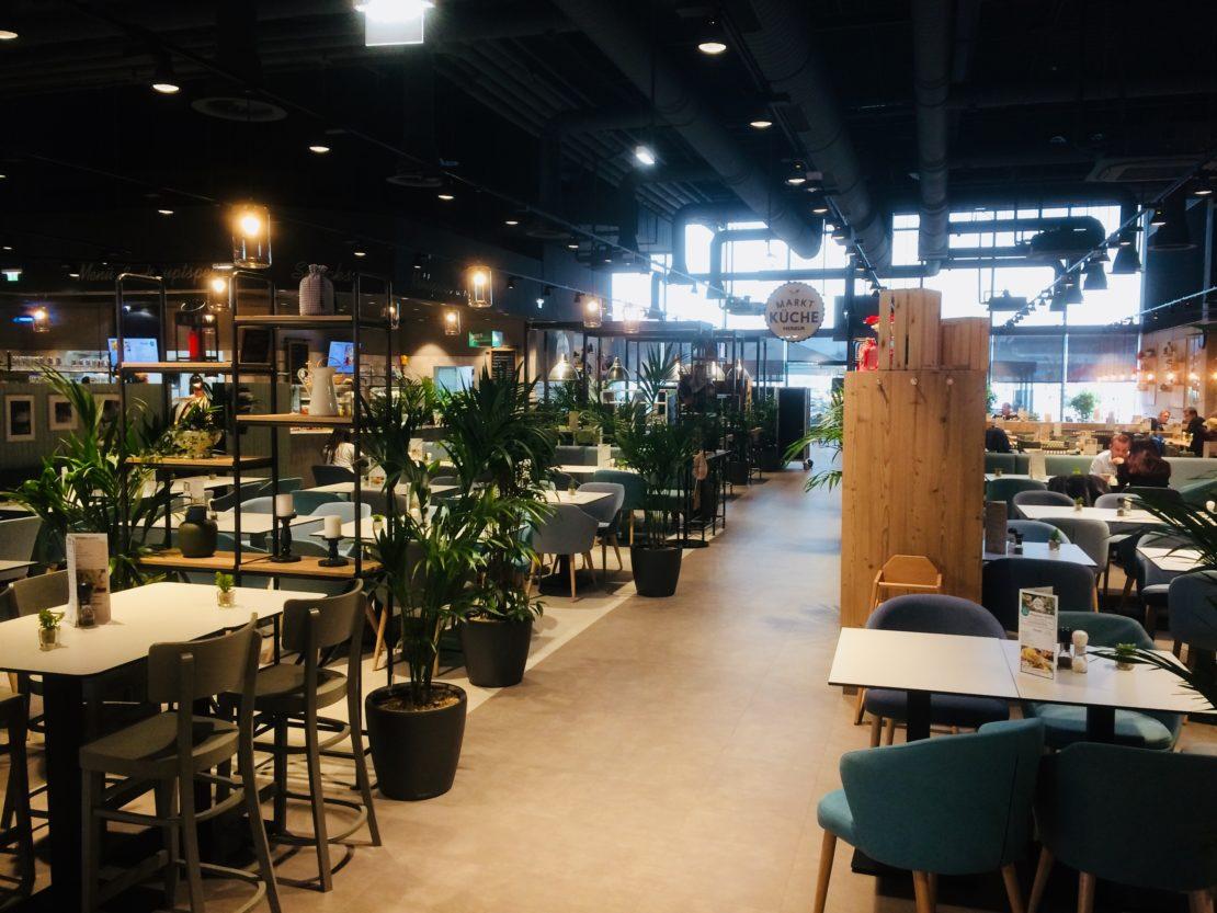 Täglich frisch im Merkur Restaurant im Welas Park