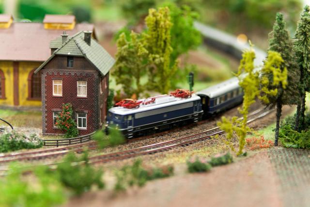Modell und Eisenbahnbaubörse