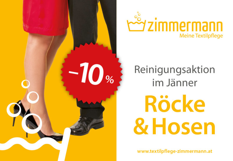 Textilpflege Zimmermann - SCW Shoppingcity Wels